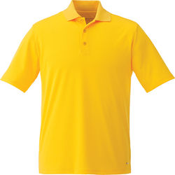 Quick Ship MEN'S Moisture-Wicking Lightweight Pique Polo