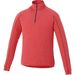 Quick Ship MEN'S Lightweight Quarter-Zip Moisture-Wicking Pullover - GOOD