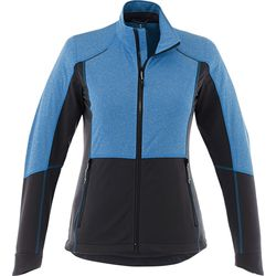 Quick Ship LADIES' Hybrid Waterproof Soft Shell Jacket