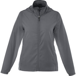 Quick Ship LADIES' Lightweight Wind & Water Resistant Jacket