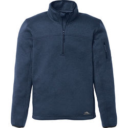 Quick Ship MEN'S High Sierra® Quarter Zip Fleece Jacket
