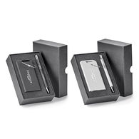 2-Piece Gift Set with Pen and 4000 mAh Universal Power Bank