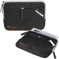 Tablet Sleeve with Stand - Polyester and Rubber - 10.5