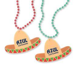 Sombrero Medallion Beads