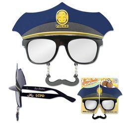 Sun-Stache® Police