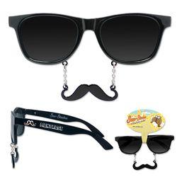 Sun-Stache® Handlebar Mustache
