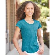 Girls' Glitter T-Shirt