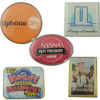 Lapel Pins - Stock Shape with Full-Color Printing (Good)