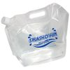 Easy Tote Water Bag Holds up to 3 Quarts of Water