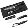 2 Piece Ceramic Knife & Peeler Set