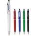 GOOD - Satin Barrel Ballpoint Stylus Pen (Separate Tips)