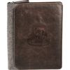 Cutter & Buck® Junior-Size Faux Leather iPad Notebook (Holds most tablets)