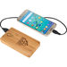 Bamboo Wood Universal Power Bank - 5000 mAh - Charges Phones