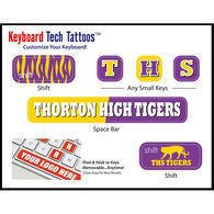 Tech Tattoos for Keyboards (