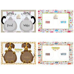 Pet Food Feeding Mat