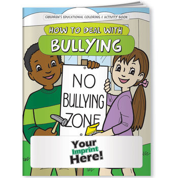 Coloring Book - How to Deal with Bullying