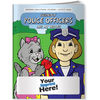 Coloring Book - Friendly Police Officers
