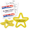 Plastic Star Shaped Cookie Cutter