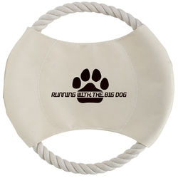 Dogs and Dog-Lovers Alike Will Enjoy This Delightful Tug Ring