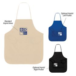 Non-Woven Medium Length Apron