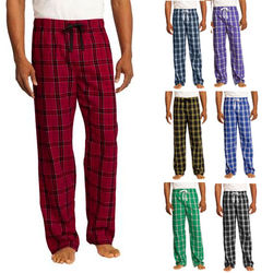 Flannel Plaid Pant - Young Men's Sized