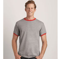Adult Wicking Ringer T-Shirt