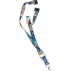 "3/4"" Heavy-Weight Satin Lanyard with Bottle Opener  and Full Color Printing"