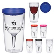 10 oz Wine To Go Tumbler