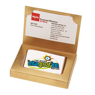Cookie with Full-Color Printing in a Business Card Box