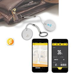 Track-It™ - Find Anything Bluetooth Tracker Attaches to Phone, Keys, or Anything
