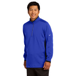 Nike® Mens' Dri-FIT 1/2-Zip Cover-Up