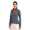 Nike® Ladies' Dri-FIT 1/2-Zip Cover-Up