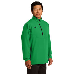 Nike® Mens' 1/2-Zip Wind Shirt