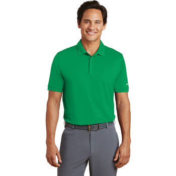 Nike® Mens' Dri-FIT Smooth Performance Modern Fit Polo