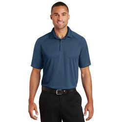 Men's Crossover Moisture-Wicking Raglan Polo