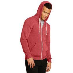 Alternative® Men's Eco-Fleece Zip Hoodie