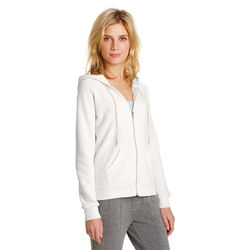 Alternative® Ladies' Eco-Fleece Zip Hoodie