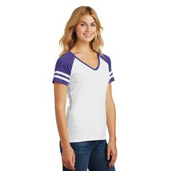 Ladies' Game Day V-Neck Tee