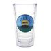 16 oz. Dishwasher-Safe Double Wall Tumbler with Inner Embroidered Emblem (BPA-Free)