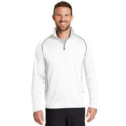 Eddie Bauer® Men's Half-Zip Base Layer Fleece Pullover