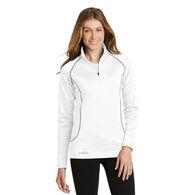 Eddie Bauer® Ladies' Base Layer Fleece Pullover