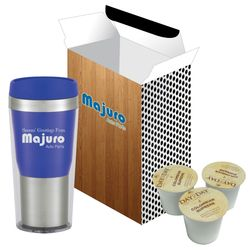 Wake-Up Coffee Gift Set With Custom Box