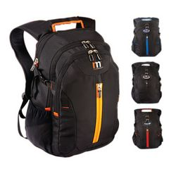 Retail Inspired Business Backpack with Padded Laptop Pocket