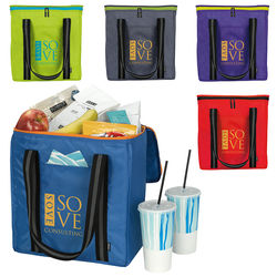 Large Grocery Tote Cooler