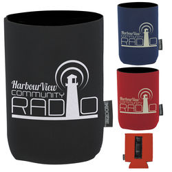 Neoprene Koozie® Can Cooler with Magnetic Back