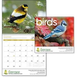 Appointment Calendars - Birds