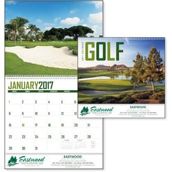 Appointment Calendars - Golf