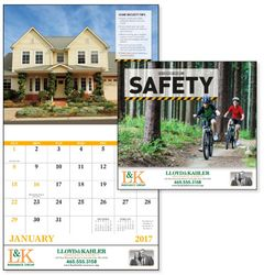 Appointment Calendars - Safety