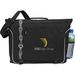 """13"""" x 17"""" Messenger Bag with Padded Laptop Compartment and Front Daisy Chain for Clipping Accessories"""