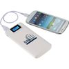 Power Bank - 6,000 mAh - with Digital Power Display & Quick-Charging Technology